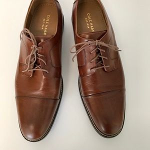 58b30471177 Cole Haan Shoes - Men s Cole Haan Warren Cap Toe Derby NIB